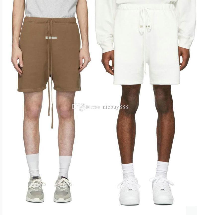 2021 new arrival Shorts 3M Reflective Sweat Shorts Mens Casual Sweatshorts Joggers Harem Shorts Hip Hop Skateboard Streetwear