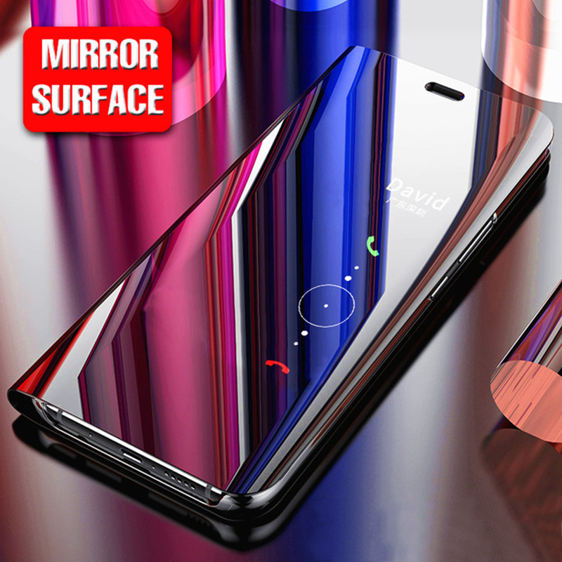 For-Huawei-P20-Pro-P9-P10-Plus-Slim-Clear-View-3D-Smart-Mirror-Leather-Flip-Stand (1)