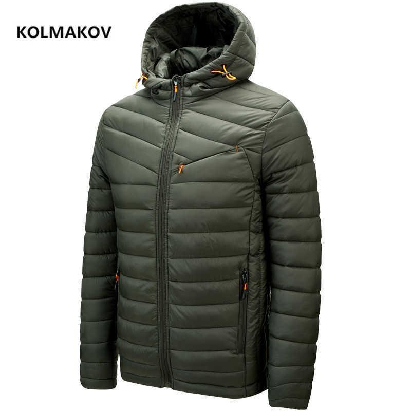 2021 winter Men duck down jacket winter coat mens Warm Parkas coats men's hooded thick Parkas Jackets ourwear size M-3XL H0819
