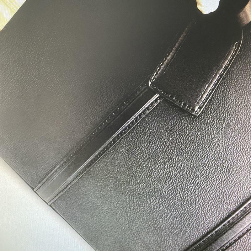M45265 SAC PLAT HORIZONTAL ZIPPE Briefcase Business Crossbody Handbag Fashion Men Shoulder Bag Canvas Leather Laptop Bag Man Computer Bags