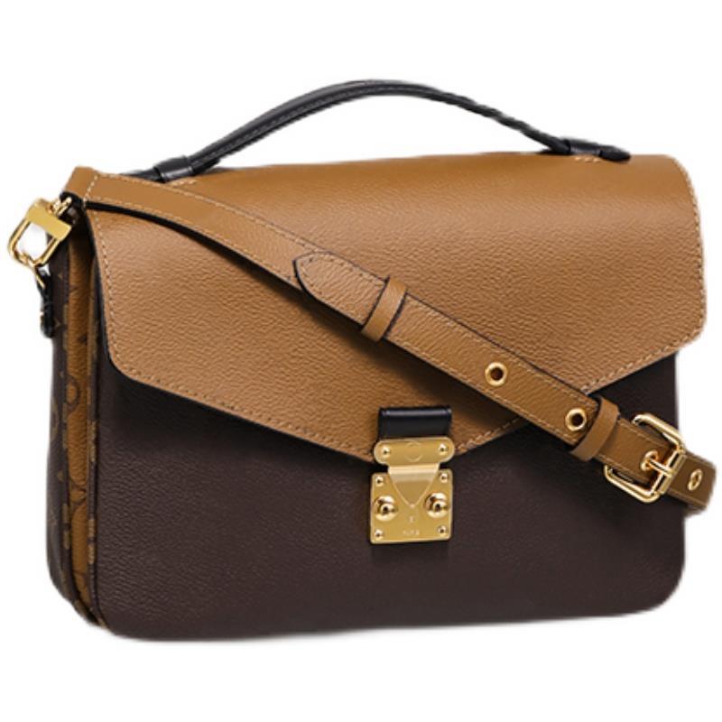 High Luxurys Designers Quality briefcase bag marmont bags crossbody shoulder handbags Clutch MenBags classic letter wallet handbag pinrting purse Unisex Artwork