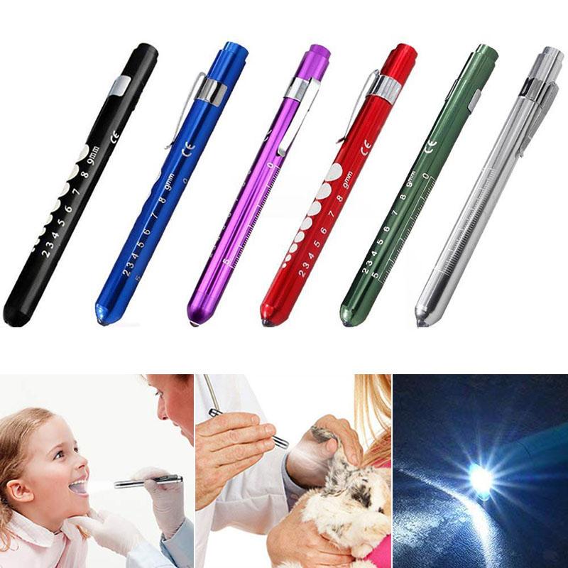 Medical Pen Light Flashlight (6)