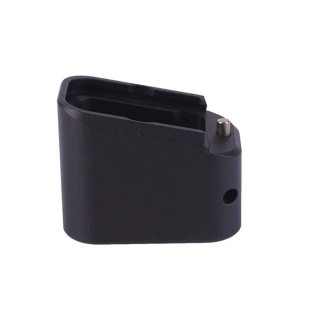 Aluminum alloy base extender Mag Extension Base Pad 19/23 +4/+5