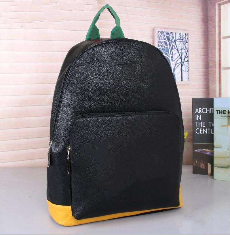 Luxury designer brand canvas travel bag mens backpack Style school bag unisex backpack student bag men STARK BACKPACK