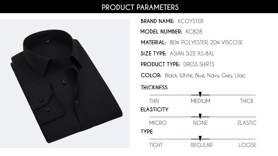 black shirts men 03