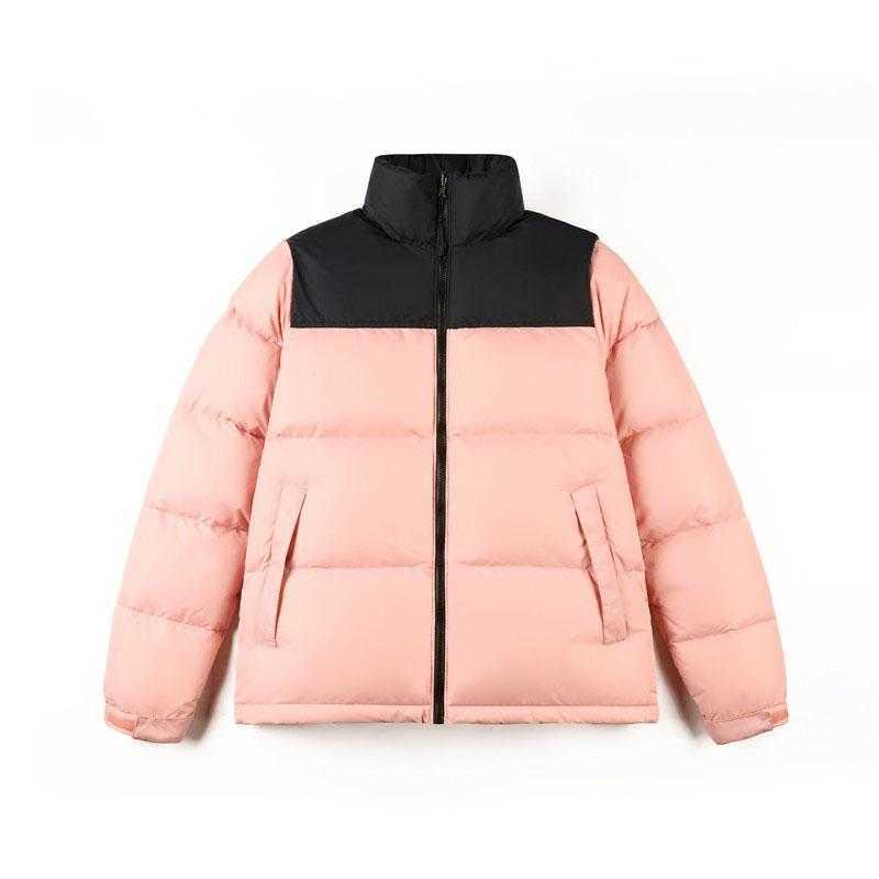 TNF down cotton jacket coat 1996 outdoor men's and women's fashion casual Korean warm jacket lovers