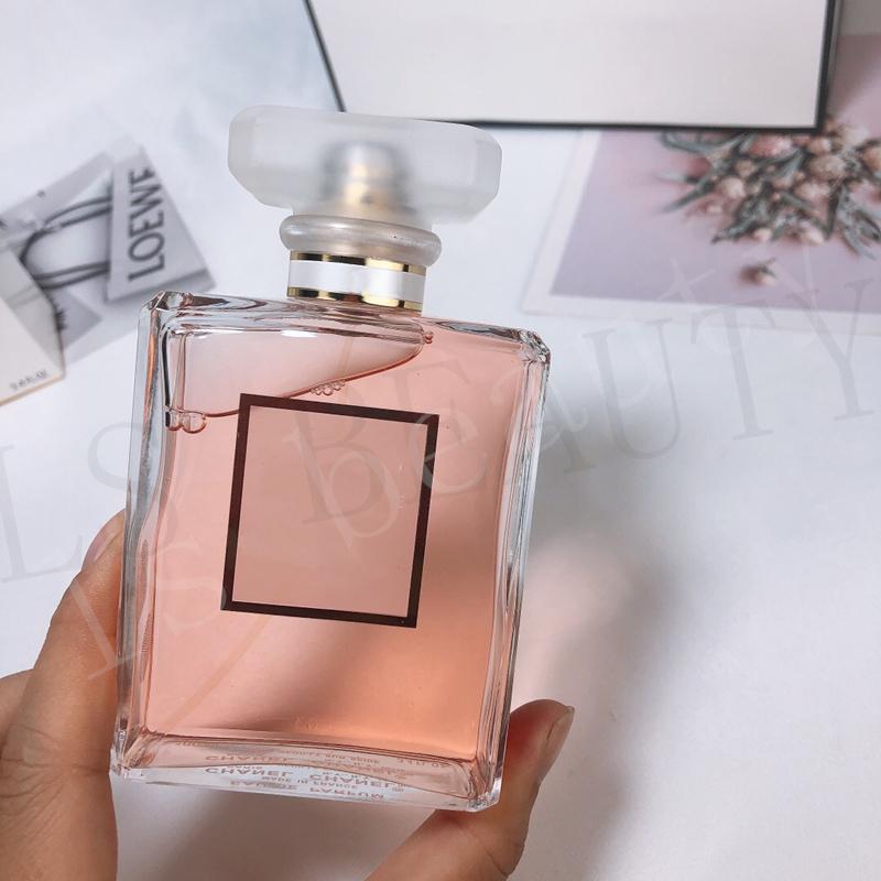 hot perfume miss fragrances Women red COCO EDP 100ml Good quality Dispaly parfum