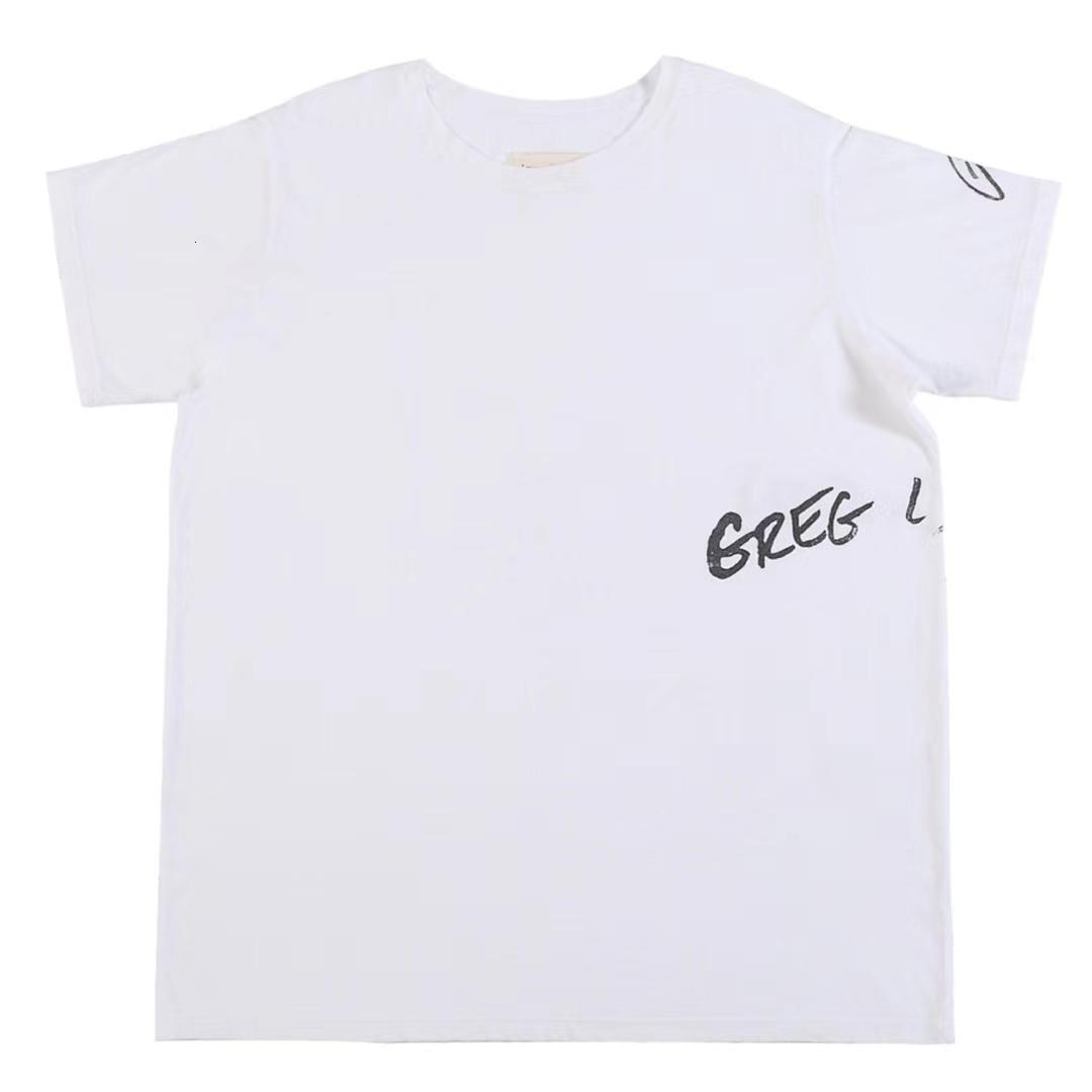 2020 Summer hot selling mens designer letter printing t shirts ~ US SIZE tshirts OVERSIZE ~ tops mens new designer short sleeve t shirts