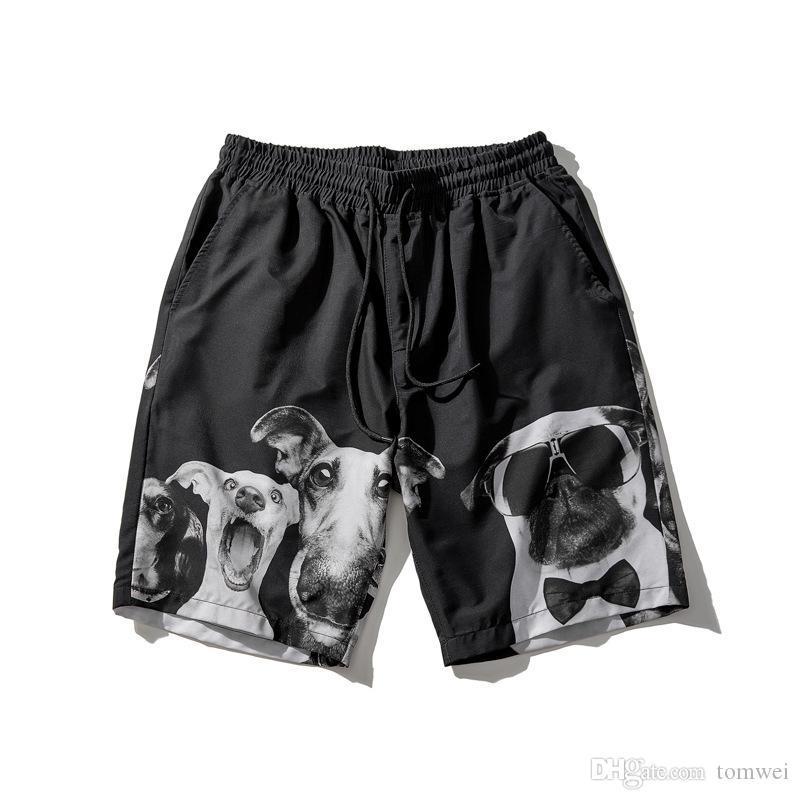 Casual Shorts Plus Size 4XL 5XL Summer Men Shorts Beach Shorts Hip Hop Short Pants Streetwear New Fashion