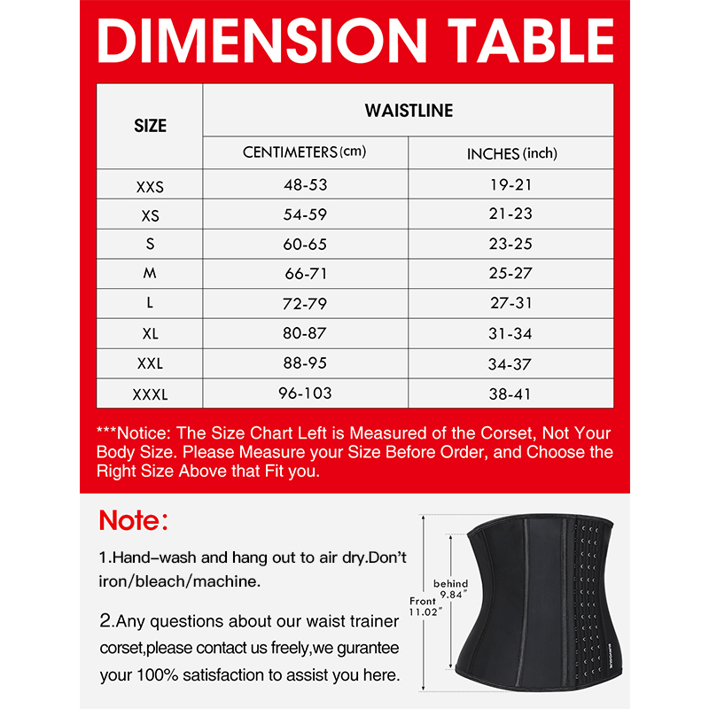 Sport Latex Cincher Underbust Shapewear