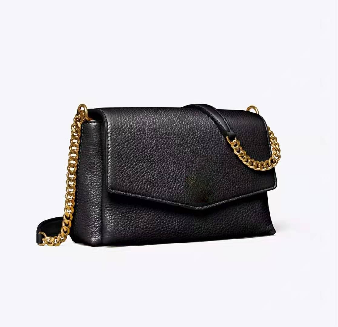 New Arrivals top quality New TB Womens Bag in European and American Fashion Handbag Leisure Shoulder Bag Solid Color Slant Cro
