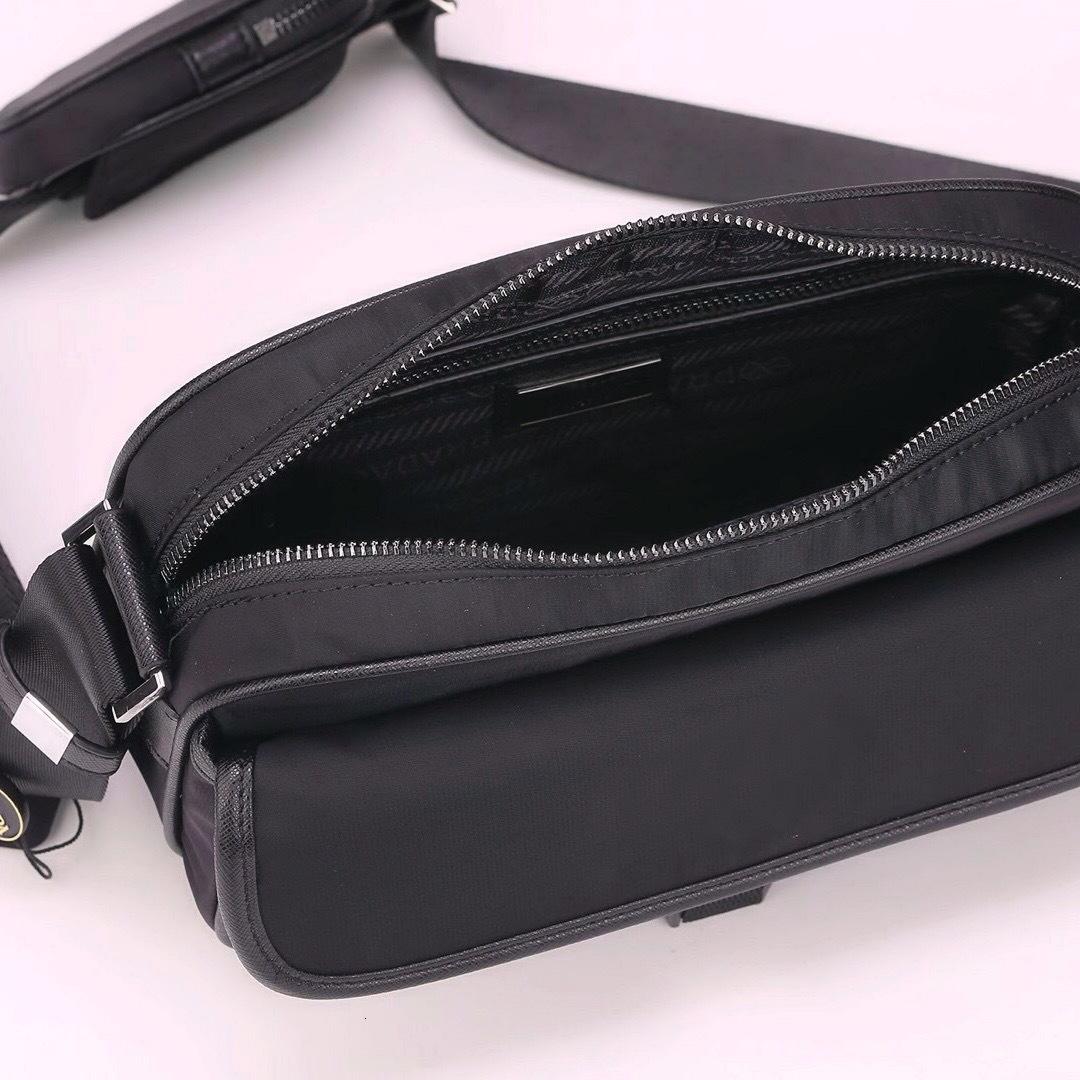 Fashion messenger bag for men camera shoulder bag canvas cross Body bag men classic cross body satchel waterproof parachute fabric men purse
