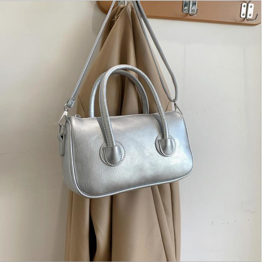 New Arrivals Genuine Leather Pouch Cloud Designer Ladies Crossbody Shoulder Bag Top Quality Handbag 190