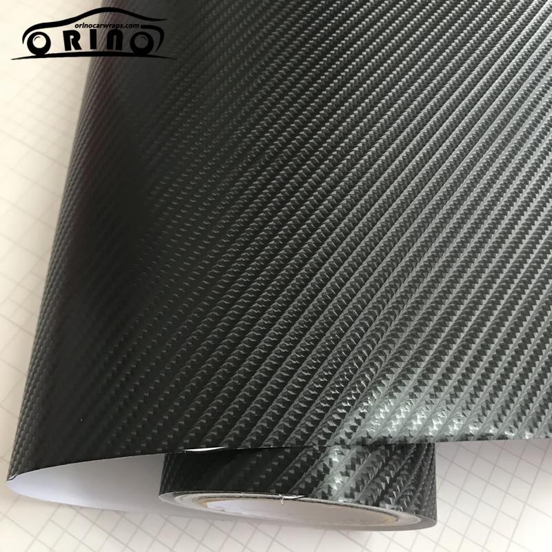 6D Carbon Vinyl Film Sticker-4