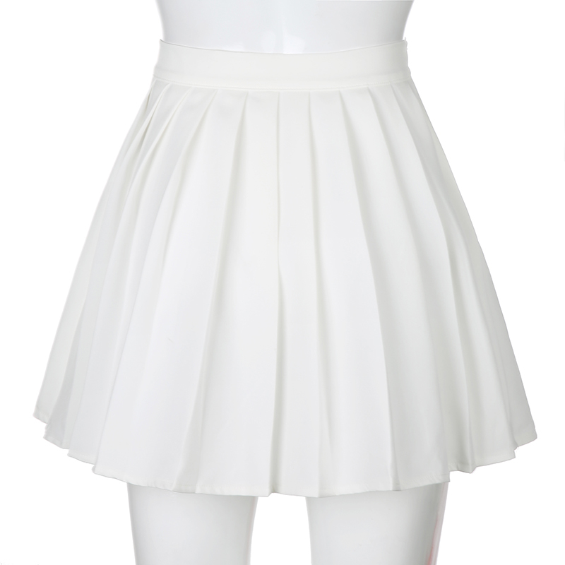 White Embroidery Skirt (21)