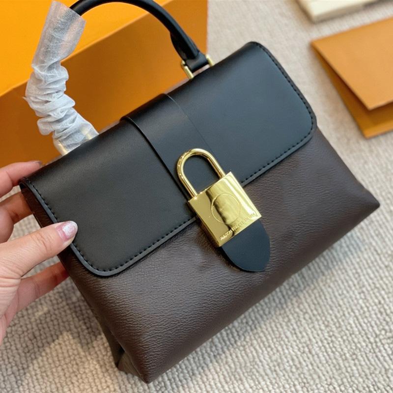 Women Luxurys Designers Handbags Ladies Totes High Quality Handbag Fashion Classic Letter Purse Wallet Tote Crossbody Leathers Girl Shoulder Bags