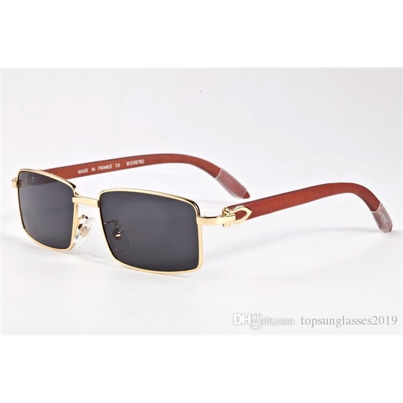 2019 fashion wood sunglasses for men bamboo mens sports buffalo horn glasses women glasses sunglasses come with box case lunettes gafas