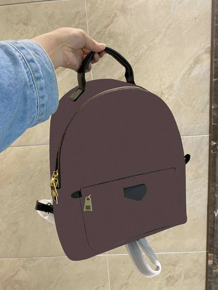 Christmas new fund mini backpack female retro fashion joker bag satchel classic handbagFashion female bag backpack