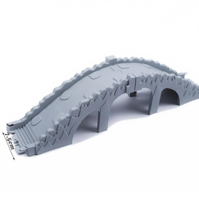 Glowing-Race-Track-DIY-Universal-Accessories-Ramp-Turn-Road-Bridge-Crossroads-Educational-Rail-Car-Toy-Racing (2)