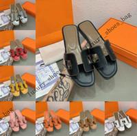 Original A+ + + Fashion High Quality Flat Sheepskin Slippers G...