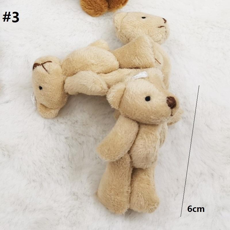 6cm brown bear 3