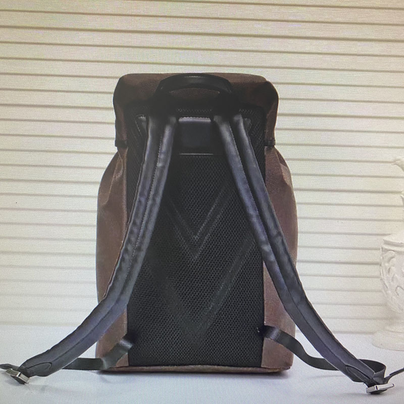 Wholesale ZACK BACKPACK Leather Men Travel Bags Backpacks Fashion Classic Man Backpack Large Capacity Mountaineering Sport Hasp Bag N40005