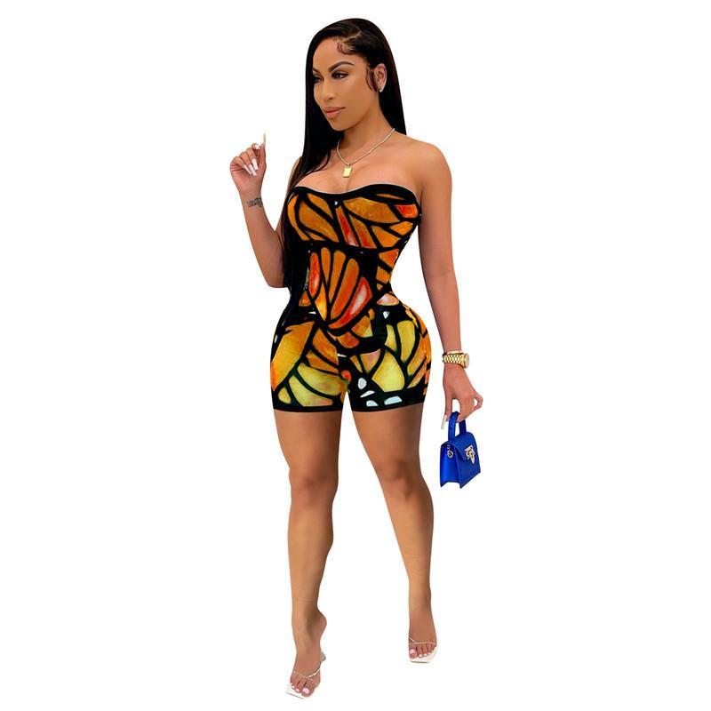 womens jumpsuits overalls rompers sleeveless sexy bodycon playsuit one piece shorts fashion comfortable clubwear elegant jumpsuit klw0738