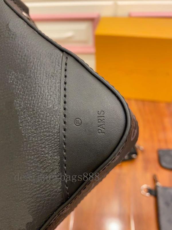 2021 FASHION Pochette Trio MEN M69443 WOMEN luxurys designers bags leather Handbag messenger crossbody bag shoulder bags Totes purse Wallet