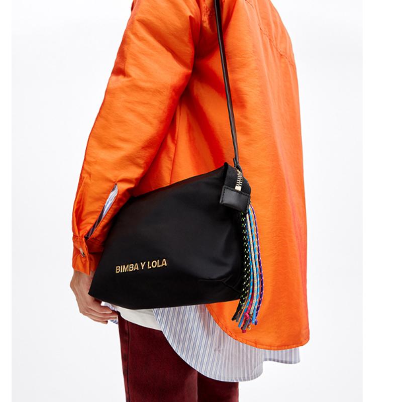 Mochila española con cordón impermeable BiMBA bag Lola bag mochila deportiva bandolera Bolsos españoles al por mayor