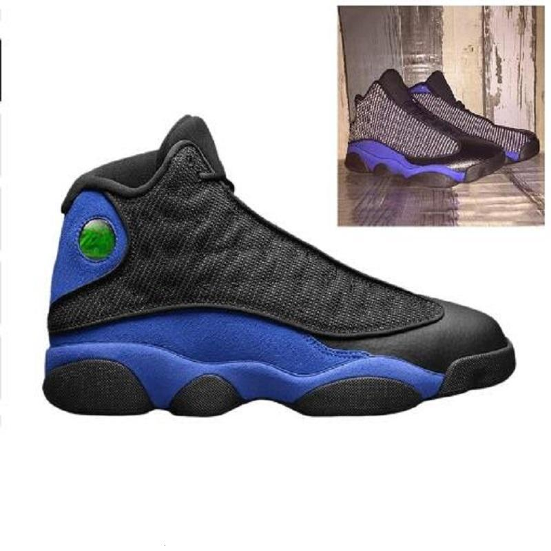 Playground Lucky Green Hyper Royal 13s Jumpman 13 Mens Basketball Shoes Bred 22 Playoff Black Cat Flint He Got Home Sports Outdoor Shoe