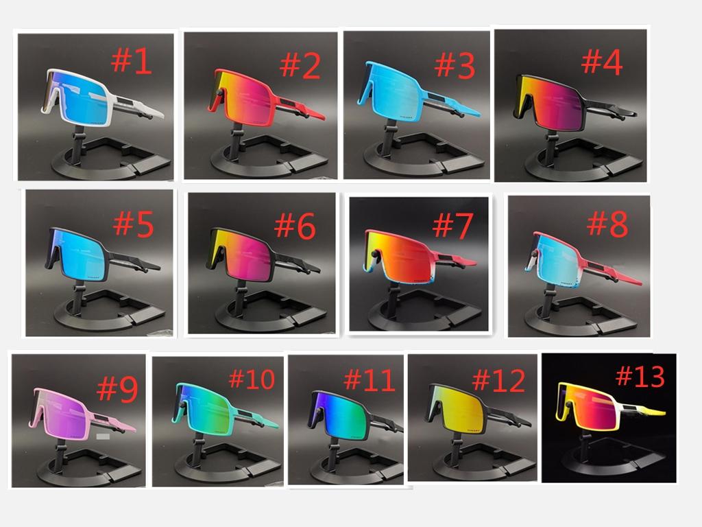2021 Cycling Eyewear Sport Glasses Cool Mountain Biking Cycling Sunglasses Sports Eyewear Goggles UV400 Sunglasses for Men Women
