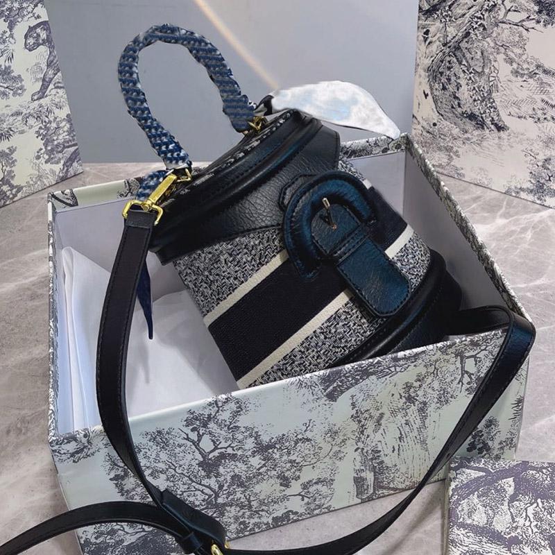 Top Quality Handbag Fashion Shoulder Bag Women Luxury Designer Crossbody Leather Drawstring Artwork Bucket Bags Purse Wallet Coin Holder