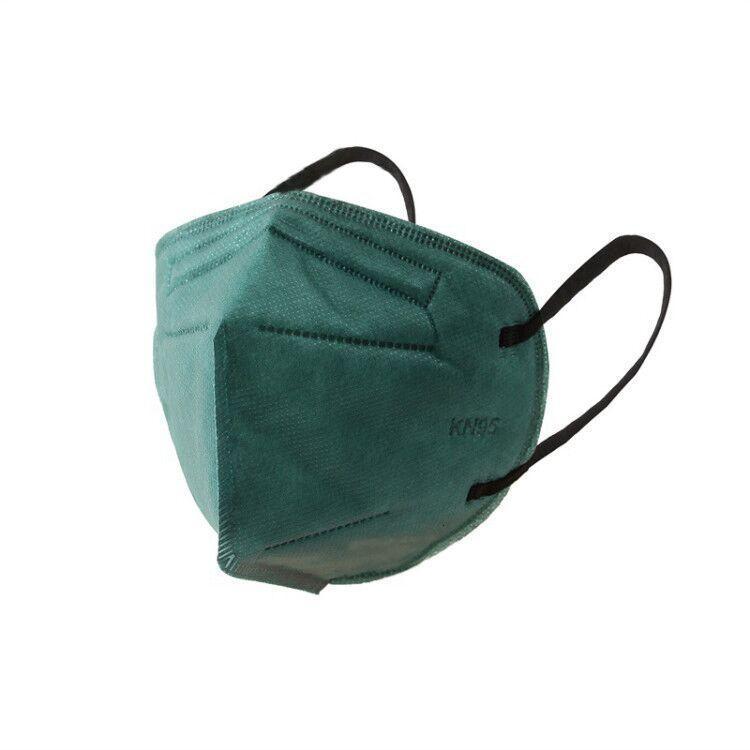 wholesale kn95 mask ffp2 face mask designer 95% Filter Respirator KN95 masks dustproof anti-haze black gray colorful mouth facemask