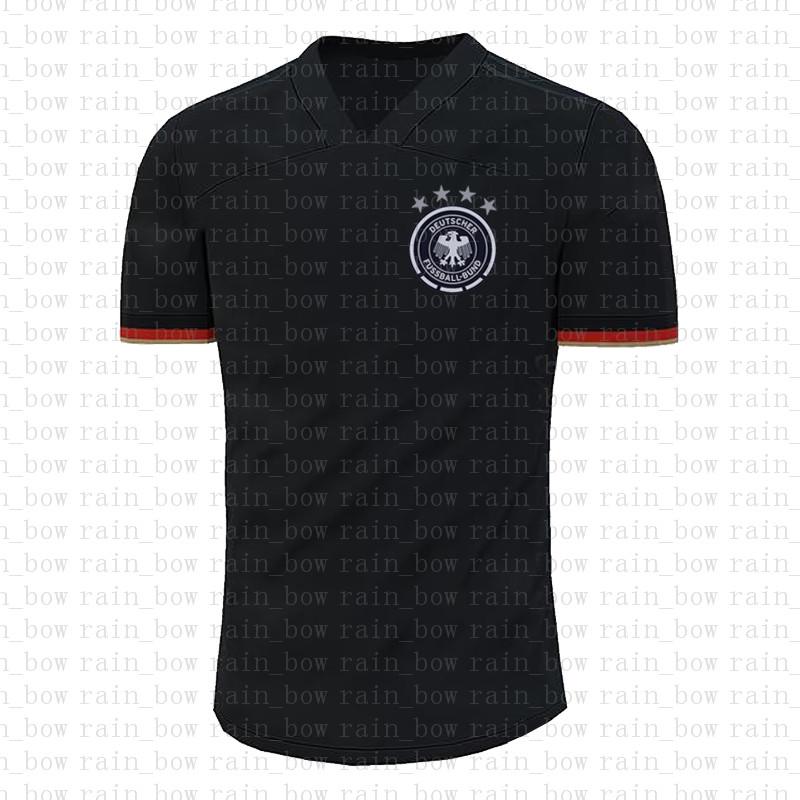 Germany Soccer Jersey HUMMELS 2021 Football Shirt KIMMICH maillot de foot HAVERTZ KROOS VOLLAND GNABRY WERNER HOFMANN MUSIALA NEUHAUS GORETZKA SANE GUNDOGAN Gray