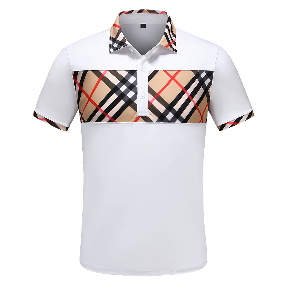Men's Polos scorching summer artifact that man must have, the job is recreational complete be done.#001