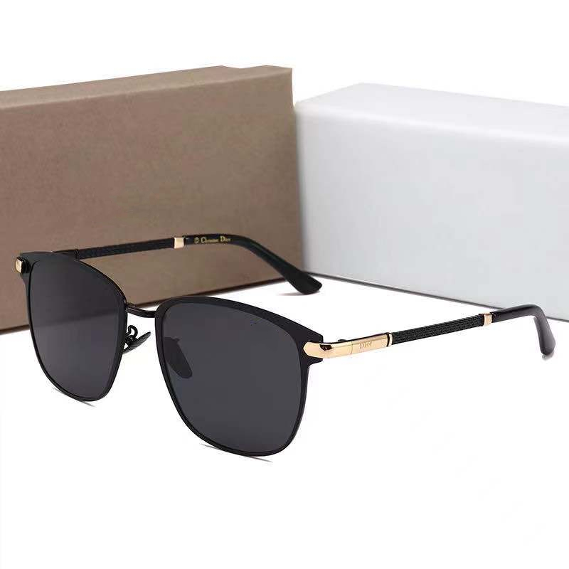 Ms summer beach sunglasses glasses drive man seven color shading mirror high quality lenses and frames