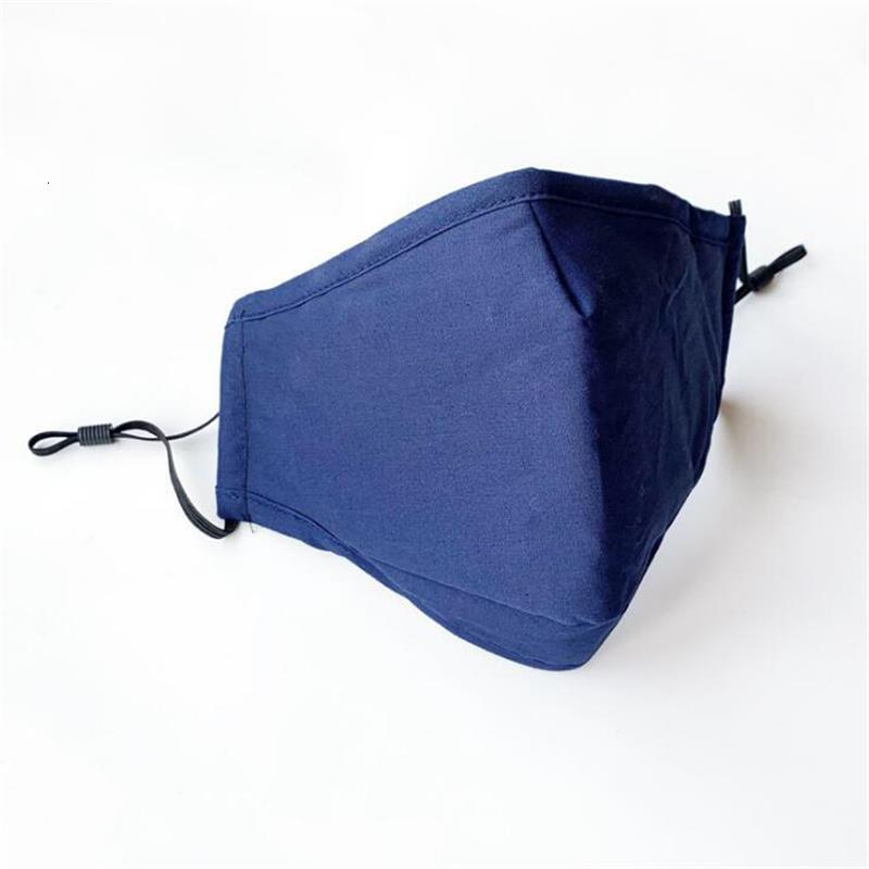 Washable Anti Dust Mask Windproof Mouth-muffle Proof Cotton PM2.5 designer Reusable Mask Anti-fog Warm Fashion Face Care Masks