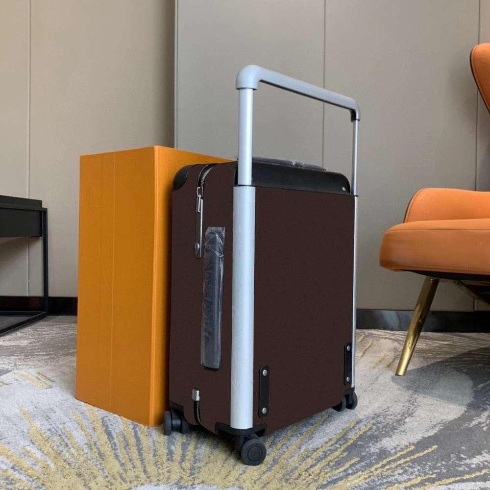 Newset luxury designers Travel Suitcase Luggage Fashion unisex Trunk Bag Flowers Letters Purse Rod Box Spinner Universal Wheel Duffel Bags