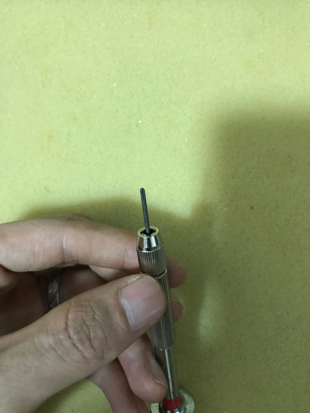 stainless steel screwdriver (used by old customers, add postage cost, repeat purchase, buyer change product model, increase money