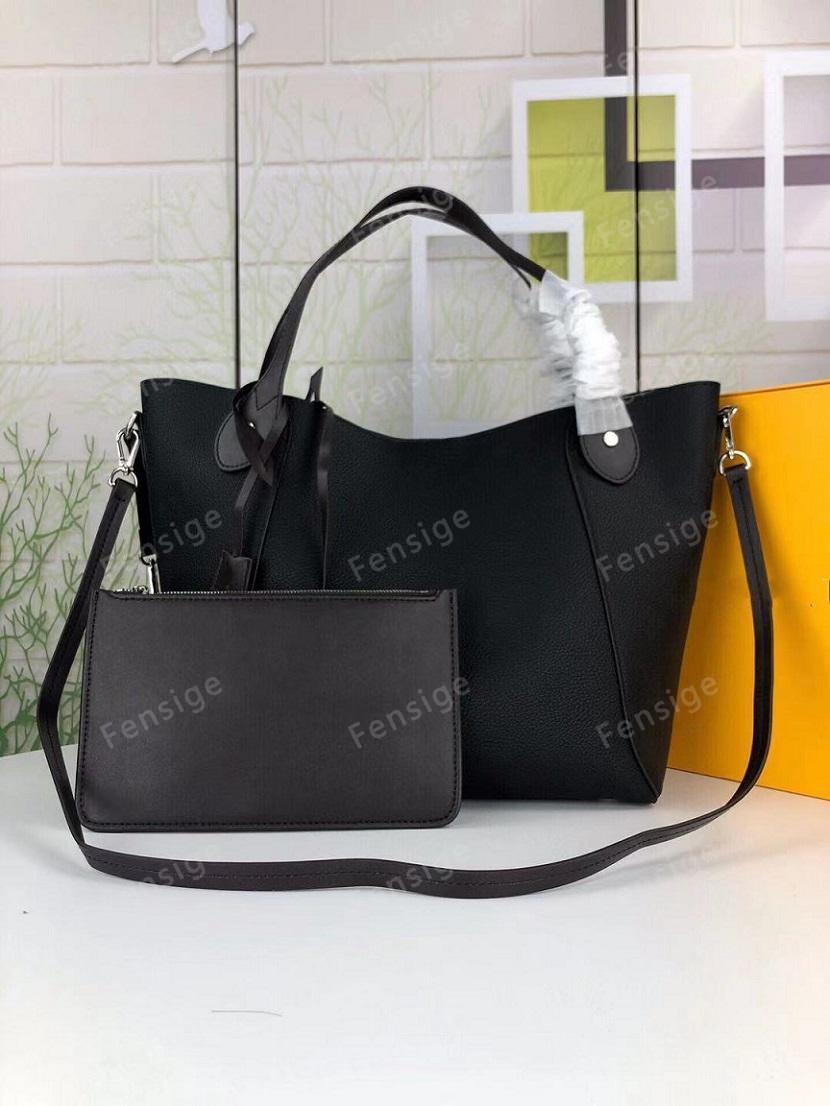 Hina Totes Bag Womens Luxury Designers Purse Leather Handbag Hollowed-out flower Crossbody Messenger Saling Shoulder Bags M54354