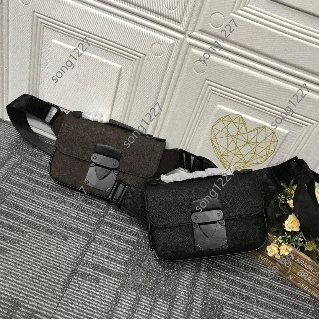 waistbag 45 Luxurys Designers S-shaped LOCK 807 HANDBAG Fashion Bag Classic wallet Shoulder Bags Removable wristband for portable handling