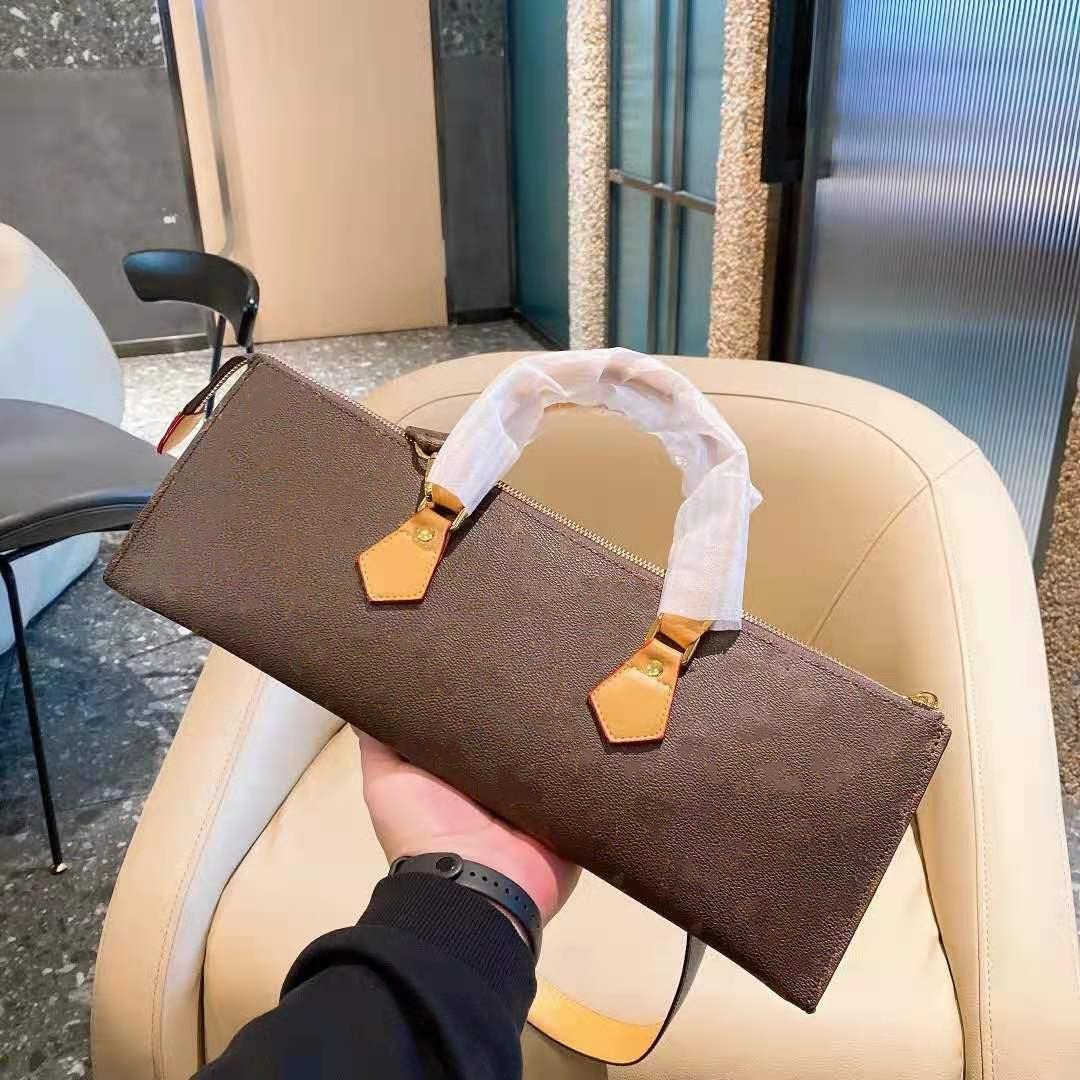 freeship 2021 ysiykiy High quality luxury designer ladies' handbags purse bolsas shoulder bags women messenger bag large size 40cm
