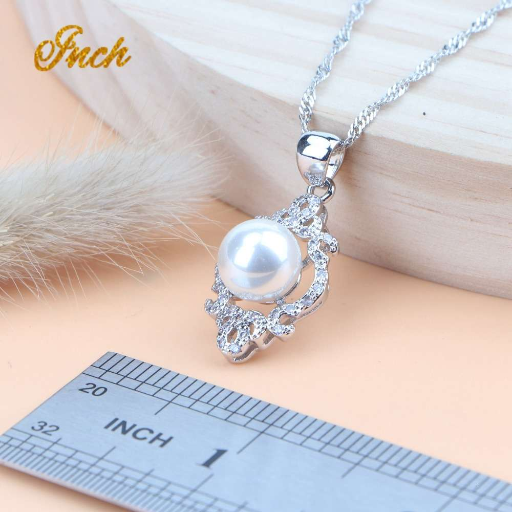Wome Pearl Jewelry Sets