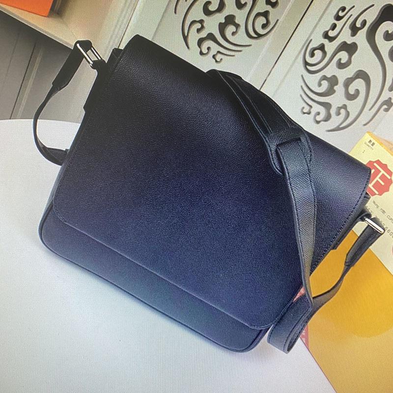 Wholesale ANTON POCHETTE PM Men Messenger Bag Business Portfolio Casual Cross Body Bag Fashion Classic Leather Man Shoulder Bags M33431