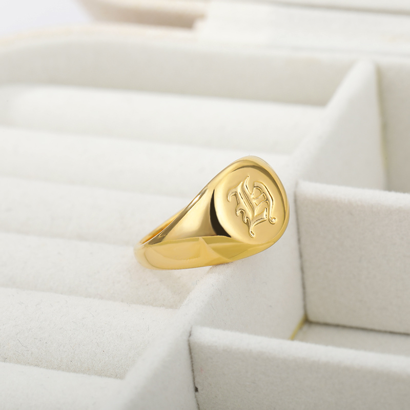 Minimalist-Initials-Signet-Ring-for-Men-Stainless-Steel-A-Z-Old-English-Letters-Nameplate-Rings-Gold (2)