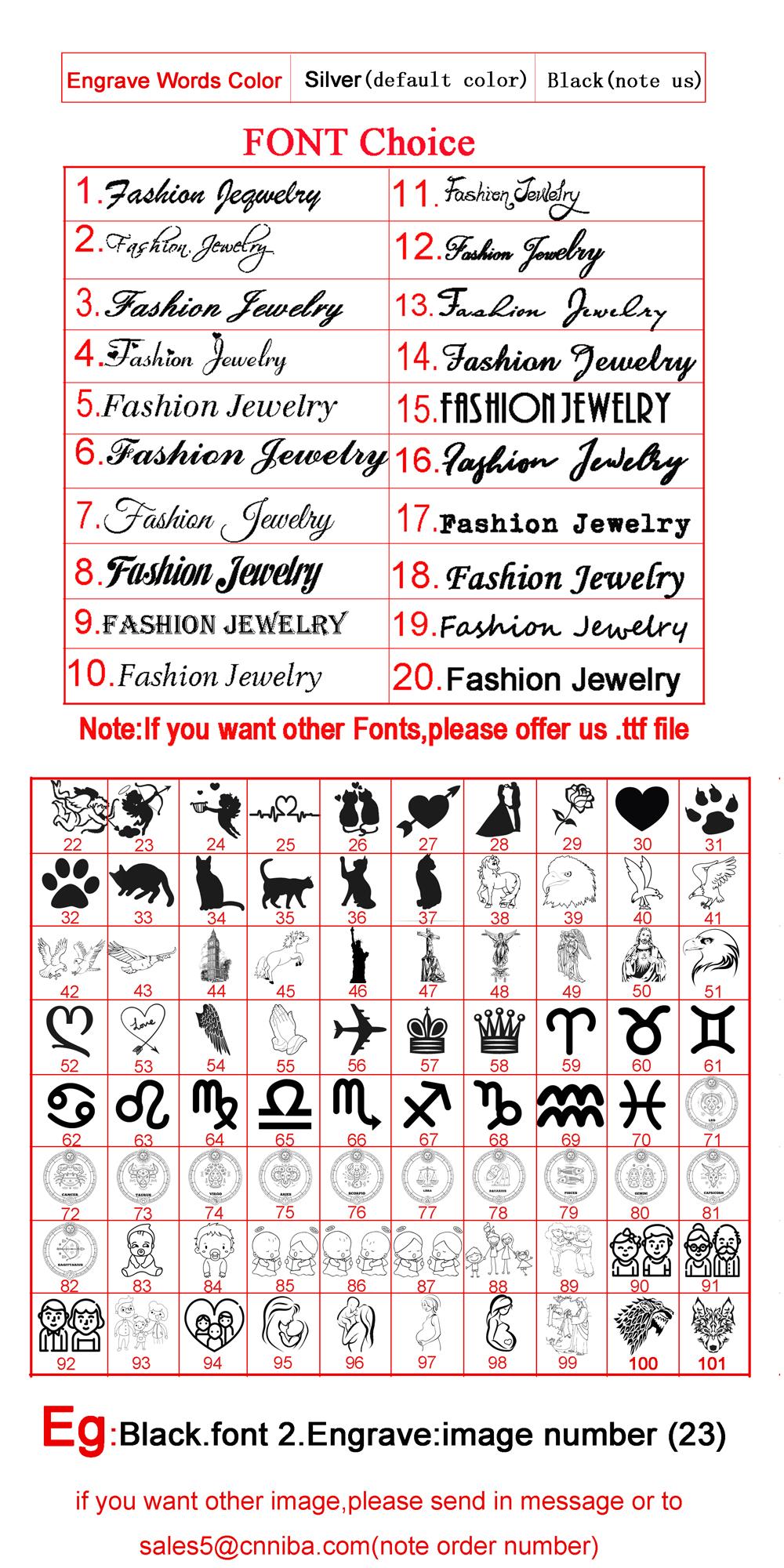 Font Pattern(1)