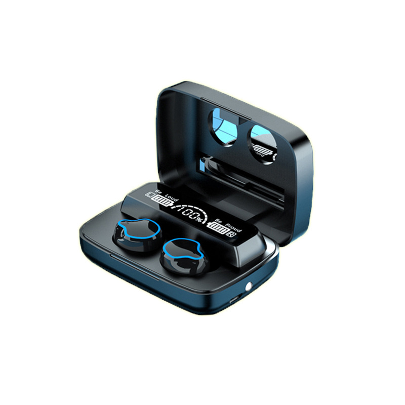 Wireless earphones Bluetooth Headphones Cell Phone earbuds TWS Touch Control Waterproof 6D Stereo sport Headset