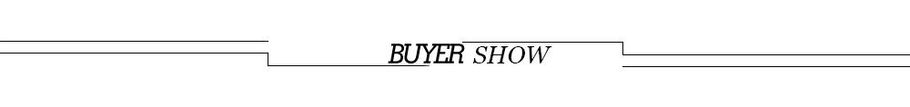 1 buyer shows
