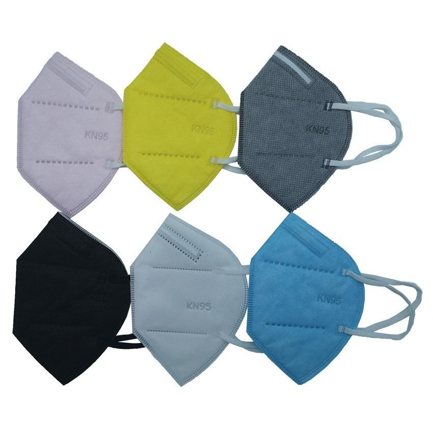 Disposable mask Without Respirator Breathing Valve Use DHL UPS FedEx Fast Ship Arrival GB2626-2019 Face Mask PM2.5 Protective Mask
