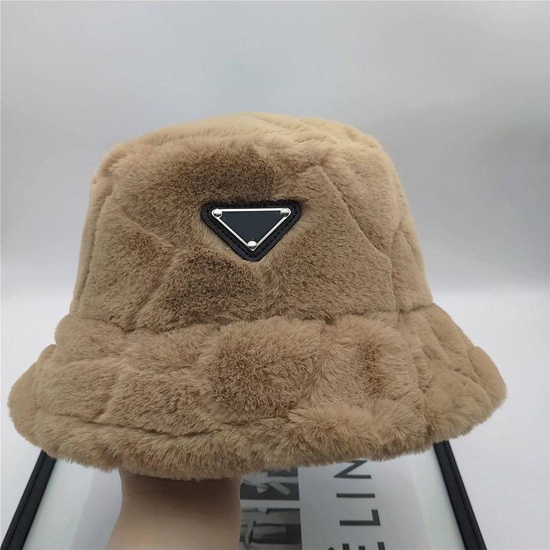 2021 Luxury winter Bucket Hat Cap for Men Woman sport Caps Beanie fisherman buckets hats High Quality four season